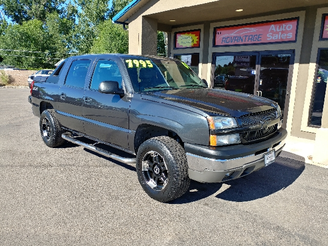 2004 Chevrolet Avalanche 4dr 1500 4WD Crew Cab SB - Garden City ID
