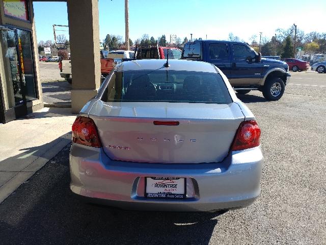 2014 Dodge Avenger SE 4dr Sedan - Garden City ID