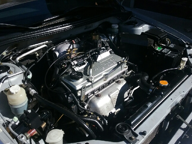 2003 Mitsubishi Lancer O-Z Rally 4dr Sedan - Garden City ID