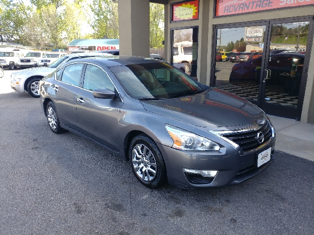 2014 Nissan Altima 2.5 S 4dr Sedan - Garden City ID