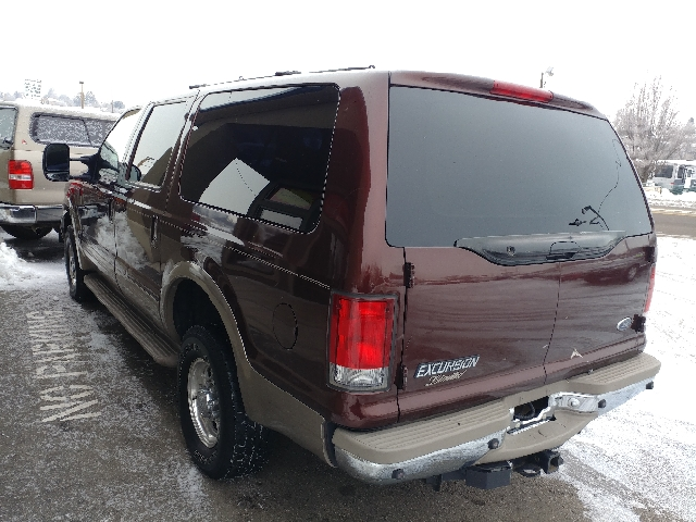 2000 Ford Excursion Limited 4dr 4WD SUV - Garden City ID