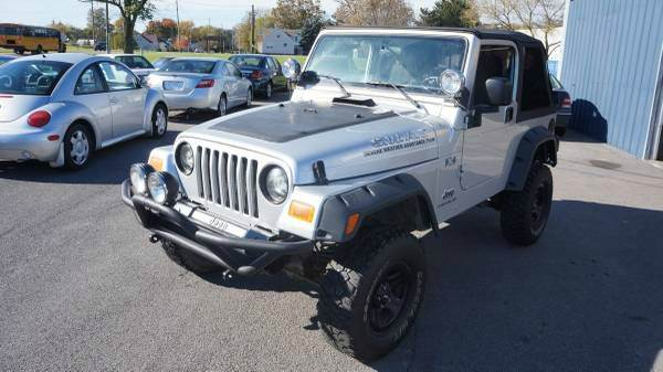 2004 jeep wrangler for sale in syracuse ny. Black Bedroom Furniture Sets. Home Design Ideas