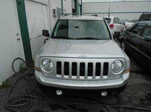 2011 Jeep Patriot for sale in Hollywood, FL