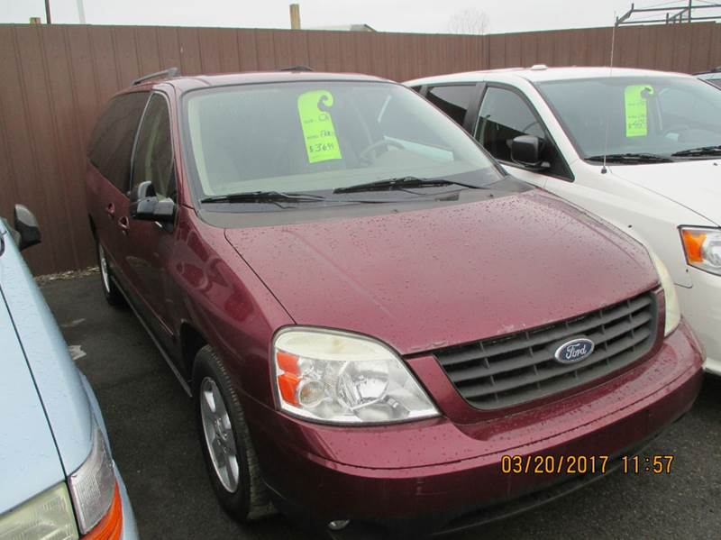 2006 Ford Freestar SE 4dr Mini Van