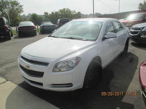 2009 Chevrolet Malibu for sale in Brownstown, MI