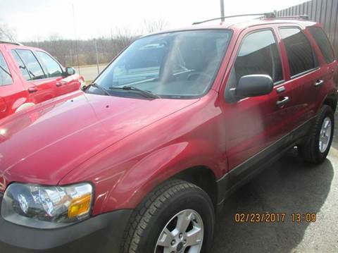 2005 Ford Escape for sale in Brownstown, MI