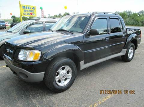 2003 Ford Explorer Sport Trac for sale in Brownstown, MI