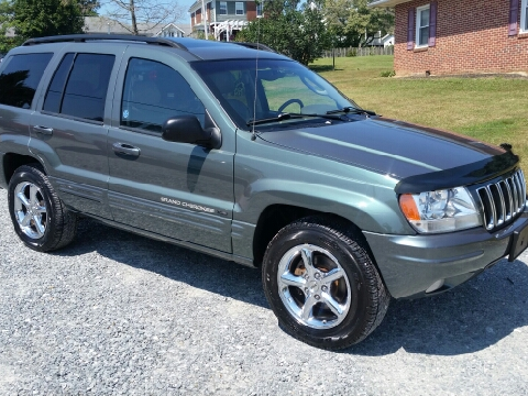 2002 Jeep Grand Cherokee for sale in Red Lion, PA