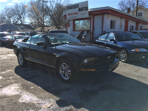 2006 Ford Mustang for sale in Kansas City, MO