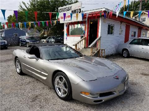 2000 Chevrolet Corvette for sale in Kansas City, MO