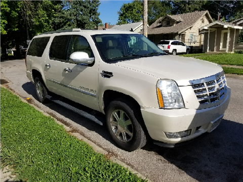 2007 Cadillac Escalade ESV for sale in Kansas City, MO