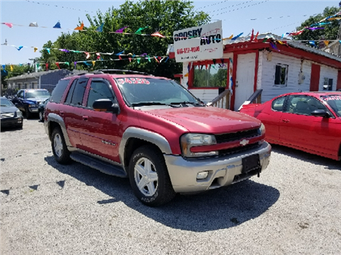 2003 Chevrolet TrailBlazer for sale in Kansas City, MO