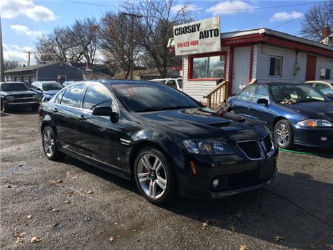 2009 Pontiac G8 for sale in Kansas City, MO