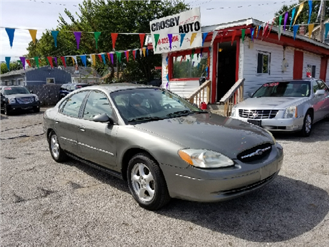 2002 Ford Taurus for sale in Kansas City, MO