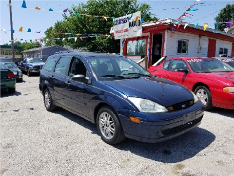 2002 Ford Focus for sale in Kansas City, MO