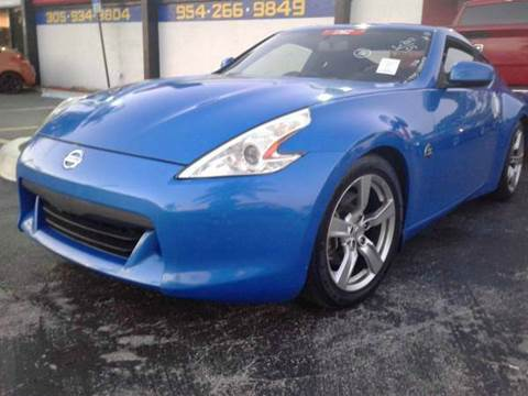 2009 Nissan 370Z for sale in Fort Lauderdale, FL