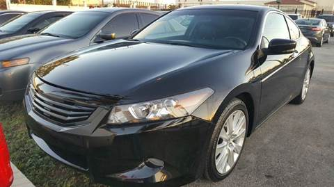 2010 Honda Accord for sale in Davie, FL