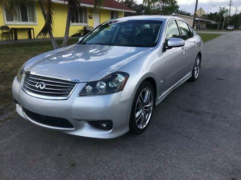 2008 Infiniti M35 for sale in Davie, FL