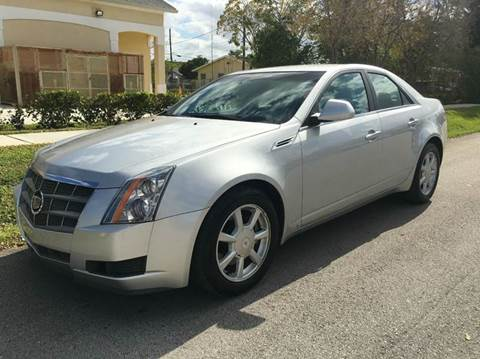 2009 Cadillac CTS for sale in Fort Lauderdale, FL