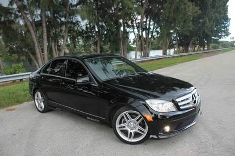 2010 Mercedes-Benz C-Class for sale in Davie, FL