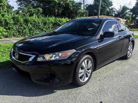 2010 Honda Accord for sale in Fort Lauderdale, FL