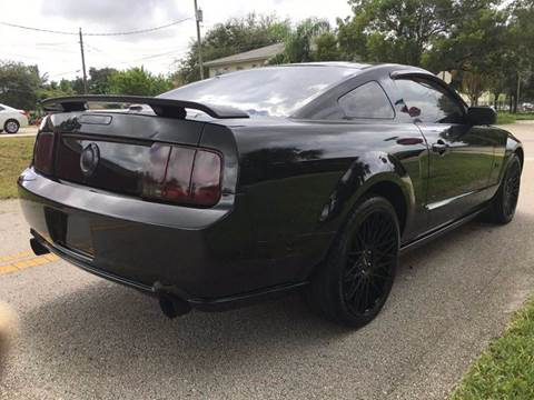 2007 Ford Mustang for sale in Fort Lauderdale, FL