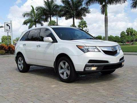Acura MDX For Sale In Fort Lauderdale FL Carsforsalecom - Acura of fort lauderdale