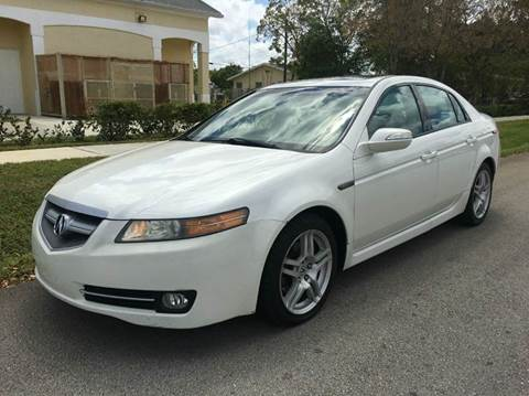 2007 Acura TL for sale in Fort Lauderdale, FL