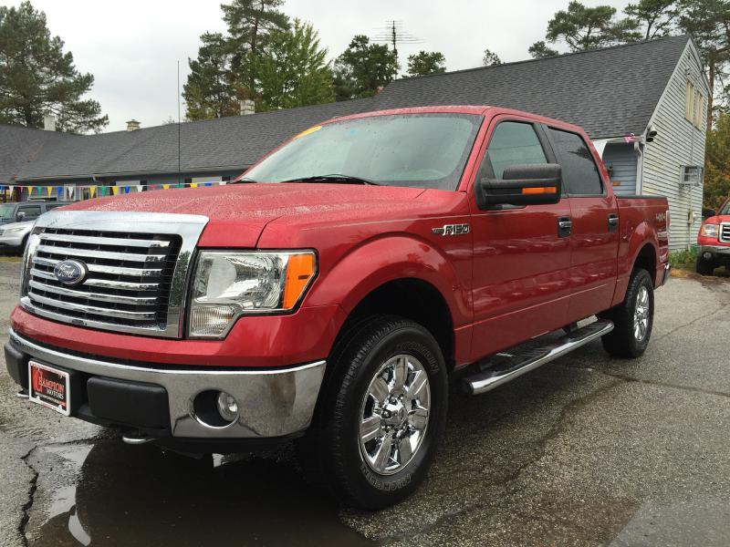 Ford f 150 for sale in amherst nh for Champion motors amherst nh