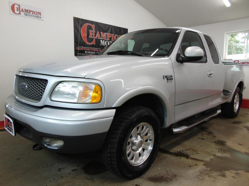 2003 ford f 150 for sale in new hampshire for Champion motors amherst nh