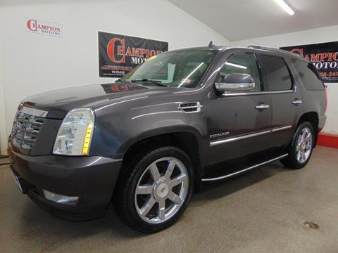 Cadillac escalade for sale in new hampshire for Champion motors amherst nh