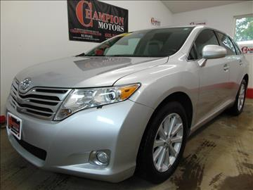 2012 Toyota Venza for sale in Amherst, NH