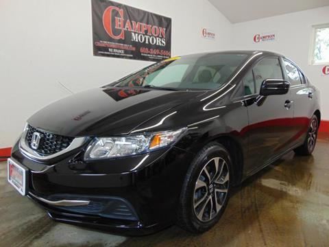 2015 Honda Civic for sale in Amherst, NH