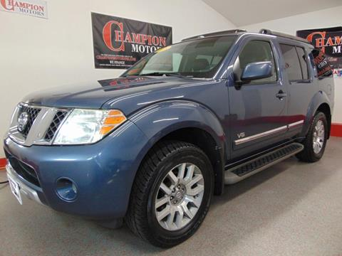 2008 Nissan Pathfinder for sale in Amherst, NH