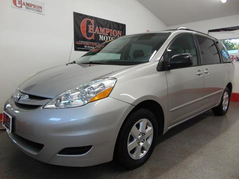2008 Toyota Sienna for sale in Amherst, NH