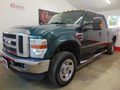 2009 Ford F-350 Super Duty for sale in Amherst, NH