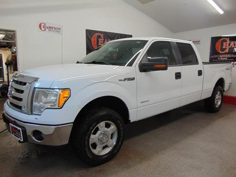 2011 Ford F-150 for sale in Amherst, NH
