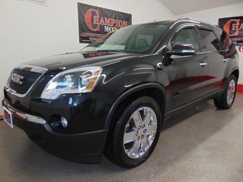 2011 GMC Acadia for sale in Amherst, NH