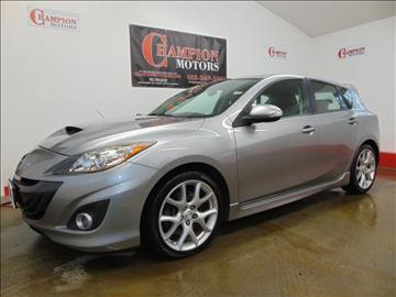 2010 Mazda MAZDASPEED3 for sale in Amherst, NH
