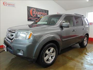 Used honda pilot for sale new hampshire for Champion motors amherst nh
