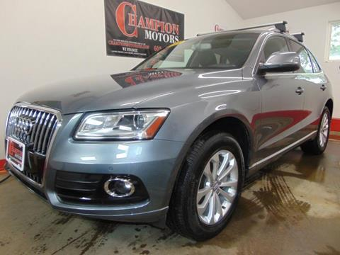 2014 Audi Q5 for sale in Amherst, NH