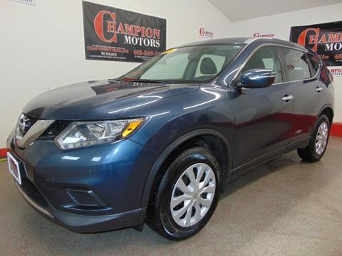 2014 nissan rogue for sale in new hampshire for Champion motors amherst nh