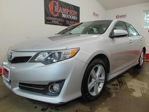 2012 Toyota Camry for sale in Amherst, NH