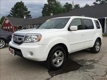 Honda pilot for sale in amherst nh for Champion motors amherst nh