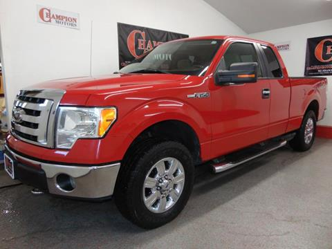 2009 Ford F-150 for sale in Amherst, NH