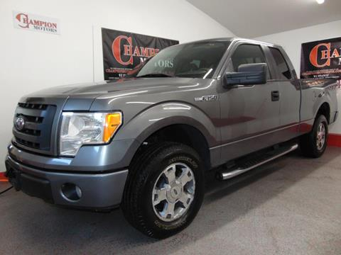 2010 Ford F-150 for sale in Amherst, NH