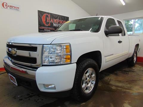 2007 Chevrolet Silverado 1500 for sale in Amherst, NH