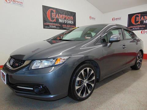 Honda civic for sale in amherst nh for Champion motors amherst nh