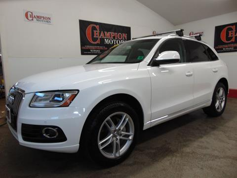 2013 Audi Q5 for sale in Amherst, NH