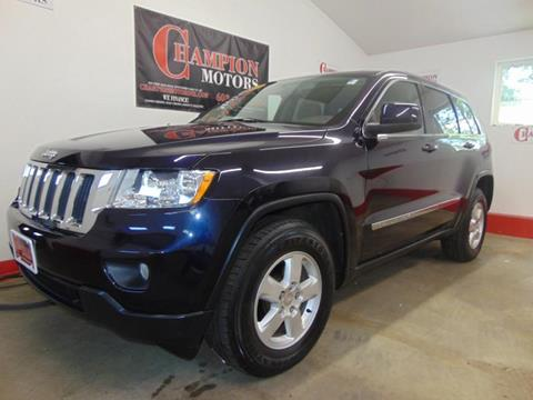 2011 Jeep Grand Cherokee for sale in Amherst, NH